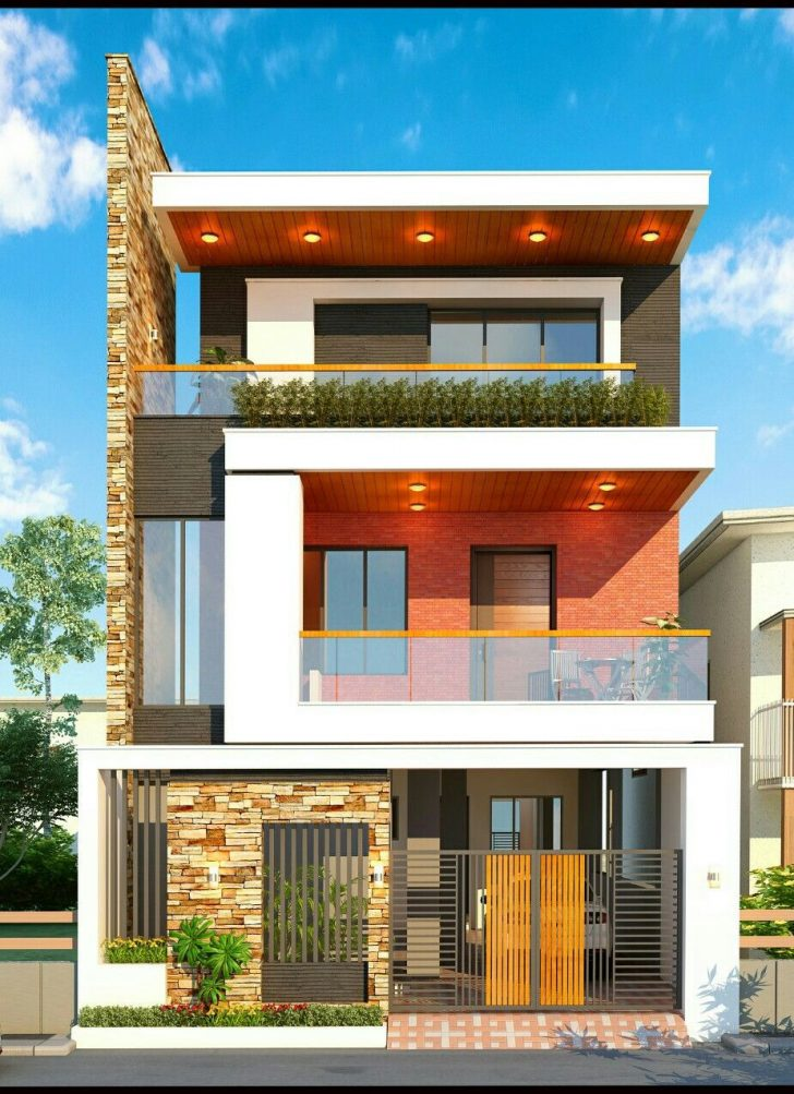 3 Storey House Design 2021