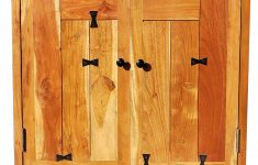 Accent Cabinets With Doors Lovely Hinz Acacia Wood 2 Door Accent Cabinet