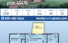 Affordable Ranch House Plans New Traditional Style House Plan With 3 Bed 2 Bath
