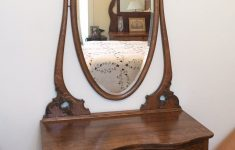 Antique American Oak Furniture Unique Antique American Golden Oak Dresser With Oval Mirror