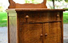 Antique Early American Furniture Lovely Antique Oak Wash Stand