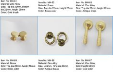 Antique Furniture Handles And Knobs Awesome Antique Brass Cabinet Hardware Decorative Drawer Handles Mh
