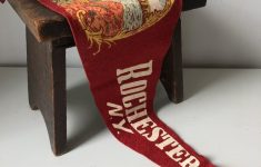 Antique Furniture Rochester Ny Elegant Vintage American Pennant Flag Rochester Ny – Lost And Loved