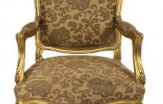 Antique Furniture Sofa Styles Luxury Casa Padrino Baroque Living Set Strasbourg Gold Pattern Antique Style Gold Sofa 2 Armchairs