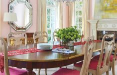 """Antique Mahogany Dining Room Furniture Elegant Second Thought"""" From Southern Living February 2019 Read"""