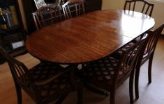 Antique Mahogany Dining Room Furniture Luxury Antique Mahogany Dining Table And Chairs In Bathgate West Lothian