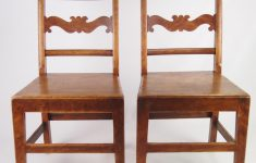 Antique Oak Furniture Dealers Inspirational Pair Antique Oak Kitchen Chairs