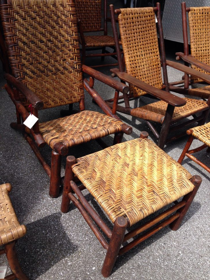 Antique Old Hickory Furniture 2020