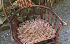 Antique Old Hickory Furniture Inspirational Rare Old Hickory Windsor Style Rocker Rattan Woven All