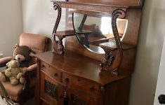 Antique Quarter Sawn Oak Furniture Fresh Carved Quarter Sawn Oak Turn Of The Century Server& X2f