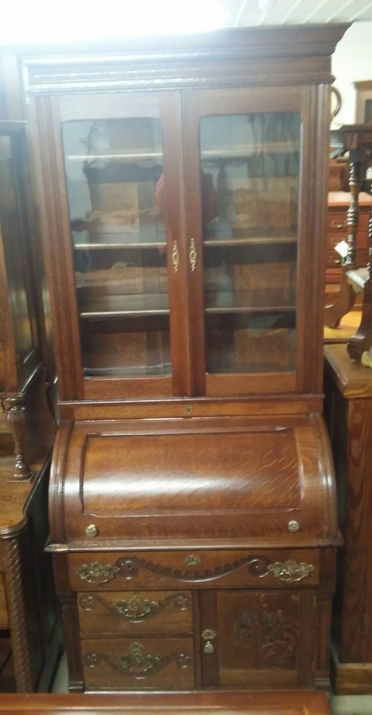 Antique Quarter Sawn Oak Furniture 2020
