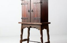 Antique Spanish Colonial Furniture New Antique Spanish Colonial Style Secretary Hacienda Writing Desk