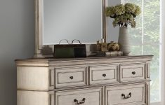 Antique White Bedroom Furniture Sets Awesome Anastasia Antique White Dresser And Mirror Set