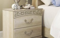 Antique White Bedroom Furniture Sets Beautiful Ashley Catalina B196 King Size Panel Bedroom Set 5pcs In