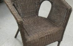 Antique Wicker Furniture For Sale Luxury Vintage Wicker Arm Chair All Responsibility For Shipping Wi