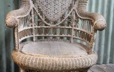 Antique Wicker Furniture For Sale On Ebay Inspirational Details About An Antique Cane & Wicker Heart Shaped Arm Chair By Wh Rocke