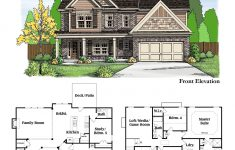 Architect House Plans For Sale New Reliant Homes The Knollwood A Plan Floor Plans