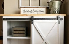 Barn Door Cabinet Awesome Pin By Harmony Varwig On Home Projects