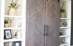 Barn Door Media Cabinet Lovely Got To Like This Website Read Information On Murphy Bed