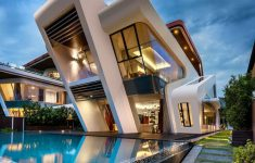 Beautiful Architecture Houses Design Luxury Contemporary House By Mercurio Design Lab