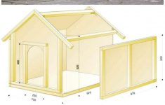 Building Plans For Dog House Inspirational 45 Easy Diy Dog House Plans & Ideas You Should Build This