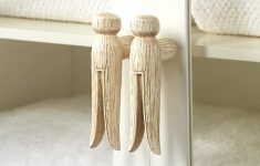 Cabinet Door Knobs Inspirational Details About Set Of 2 Vintage Farmhouse Laundry Room Clothespin Cabinet Door Knob Pull Handle