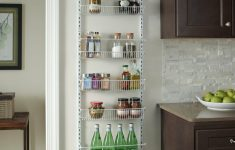Cabinet Door Organizer Elegant Closetmaid 8 Tier Adjustable Cabinet Door Organizer