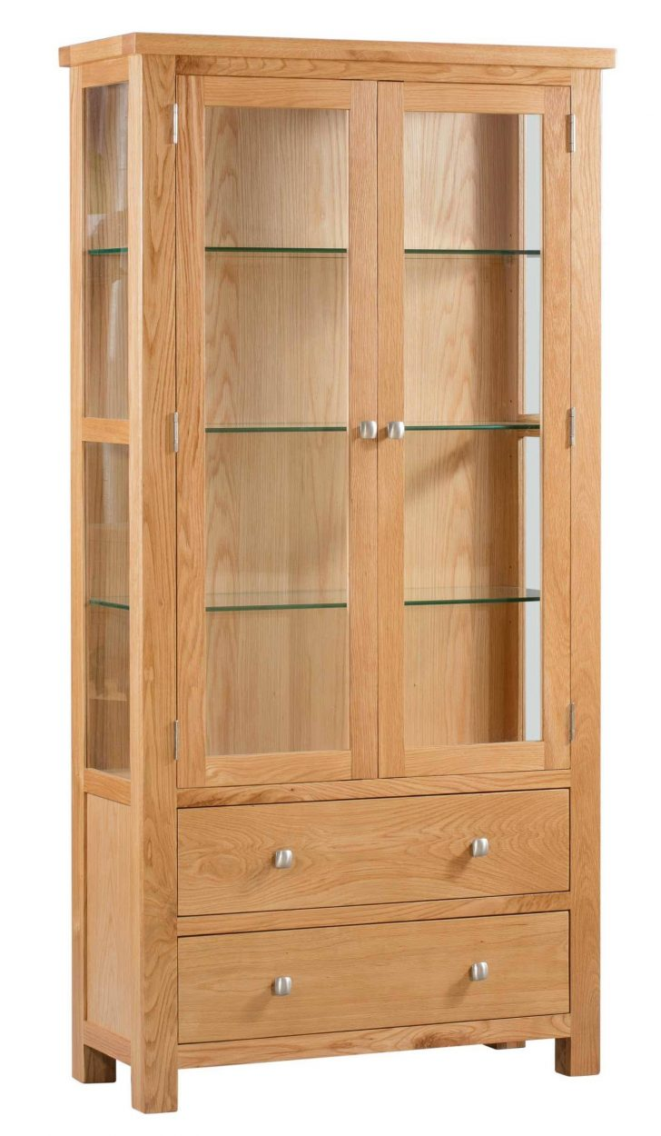Cabinet with Glass Doors 2020