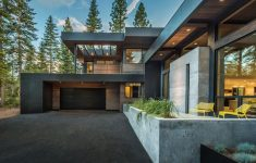 California Modern House Plans New This New California House Makes Itself At Home In The Forest