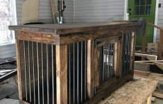 Cedar Dog House Plans Luxury How To Build An Indoor Dog Kennel — 731 Woodworks We Build
