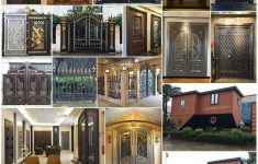 Compound Gate Design In India Awesome Home Boundary Wall Design With Gate