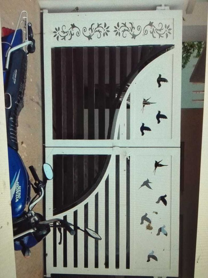 Compound Gate Design In India 2021