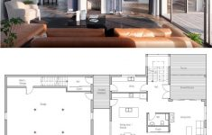 Contemporary Home Designs Floor Plans Inspirational House Plans Classical Modern House Plan