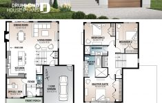 Contemporary Home Designs Floor Plans Luxury House Plan Sallinger 2 No 3456 V1