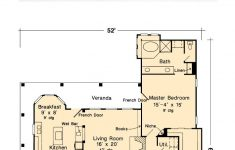 Cottage House Plans With Garage Inspirational Victorian Style House Plan With 3 Bed 2 Bath 2 Car