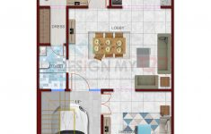 Design My House Plans Luxury 25x50 House Plan West Facing