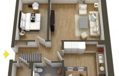 Design My Own House Plan Beautiful 40 More 1 Bedroom Home Floor Plans