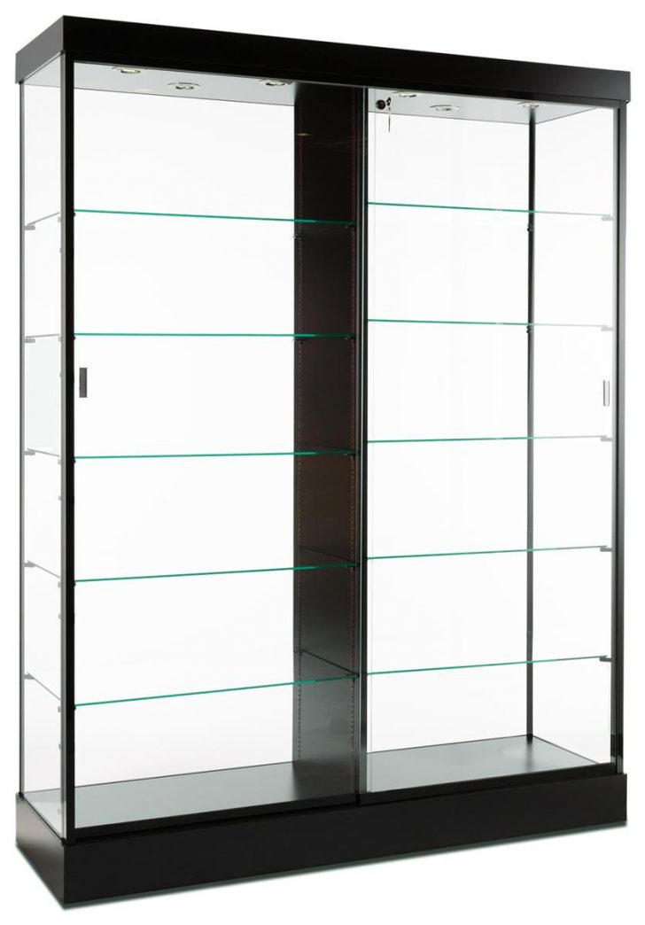 Display Cabinet with Glass Doors 2021