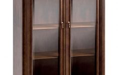 Display Cabinet With Glass Doors Lovely Casa Padrino Luxury Art Nouveau Display Cabinet Dark Brown 116 8 X 46 1 X H 206 6 Cm Living Room Cabinet With 2 Glass Doors And 2 Drawers Living