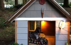 Dog Houses Plans For Large Dogs Inspirational Extra Dog House Made With Reclaimed Materials