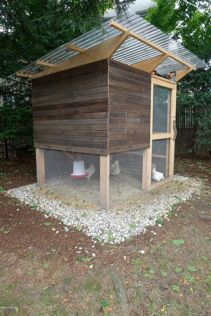 Easy Chicken House Plans 2020