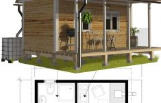 Elevated House Plans With Porches Best Of Unique Small House Plans Under 1000 Sq Ft Cabins Sheds