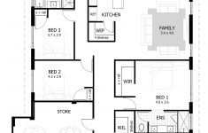 Four Bedroom Bungalow House Plans Luxury Insight Bedroomfloor Plans In Your House Apartment