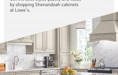 Glass Cabinet Doors Lowes Beautiful Shop Shenandoah Cabinets At Lowe S