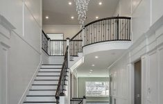 House Entrance Stairs Design Elegant Gorgeous Foyer Staircase By Ariellahorowitzdesigngroup