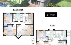 House Floor Plans With Loft Best Of House Plan Skybridge 3 No 2915
