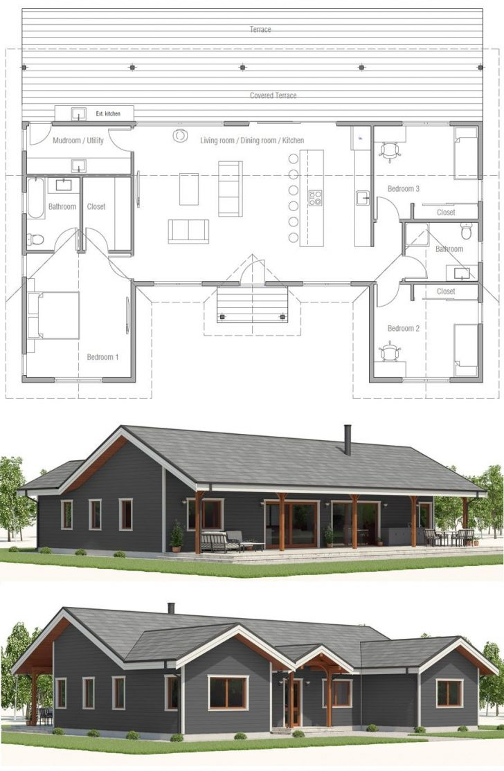 House Plans for Metal Buildings 2020