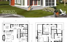 House Plans For Small Houses Cottage Style Beautiful Craftsman H 1851