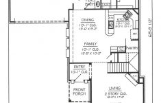 House Plans For Texas Lovely 2530 0406 2 Story 4 Bedroom 2 1 2 Bathroom 1 Dining Room