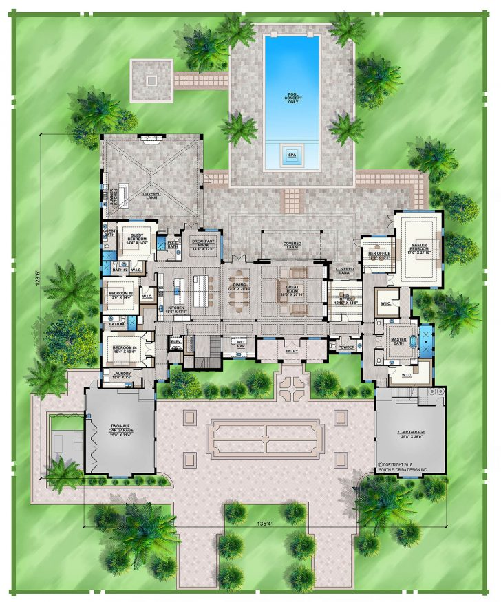 House Plans In Florida 2020